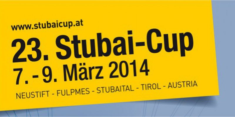 Stubai Cup from the 7th to 9th of March 2014 in Neustift / Austria