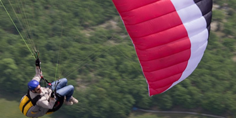David Chaumet vuela 285 kilometros en Portugal.